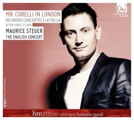 Mr corelli in london - concerti per flau