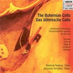 Dvorak-the bohemian cello