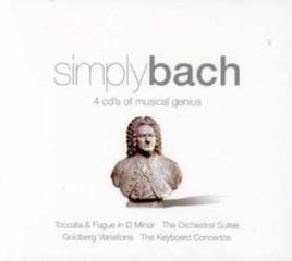 Simply bach (4cd)