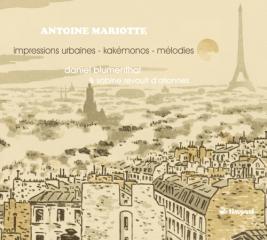 Impressions urbaines, songs, kakémonos