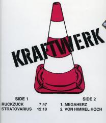 Kraftwerk (red) (Vinile)