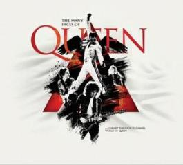 The many faces of queen (red vinyl limited edt 180 gr.) (Vinile)