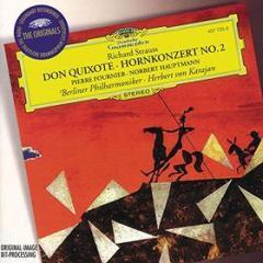 Don quixote/conc. corno n.2.don chisciotte opus 35 - concerto per corno nr 2