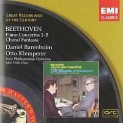 Piano concertos-choral fantasia