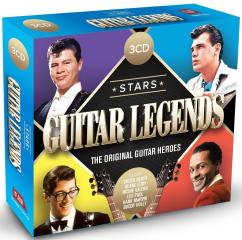Stars-guitar legends