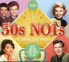 Stars 50s no,1s