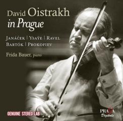 David oistrakh in prague 1966-1972