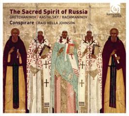 The sacred spirit of russia - una storia