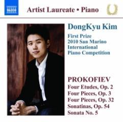 Recital del pianista dongkyu kim