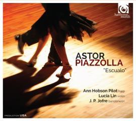 Escualo, histoire du tango, angel suite,