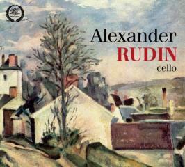 Alexander rudin, cello