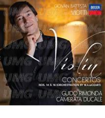 Violin concertos 14 & 16