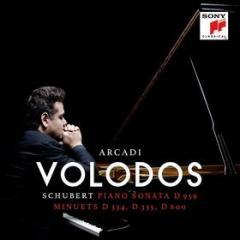 Schubert piano sonata d.959 & minuets d 334, 335, 600