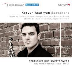 Koryun asatryan, 1° premio deutscher mus