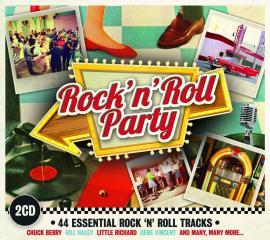 Rock 'n' roll party- 44 essential