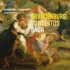 Concerti brandeburghesi (nn.1-6 bwv 1046