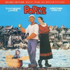 Popeye - colonna sonora originale dal fi