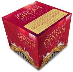 500 years of organ music - una storia de