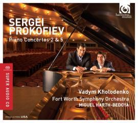 Concerto per pianoforte n.2 op.16, n.5 op.55