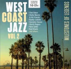 West coast jazz vol. 2 originalalben