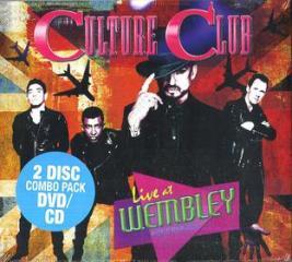 Live at wembley (cd+dvd)
