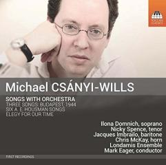 Songs with orchestra