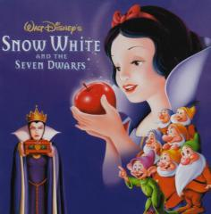 Snowy white and the seven dwarfs- uk ver