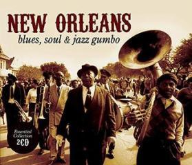 New orleans-blues, soul & jazz gumbo
