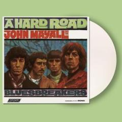 A hard road - white edition (Vinile)