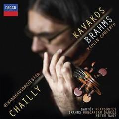 Concerto per vl/danze ungheresi