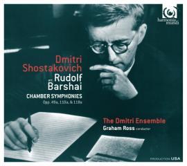 Sinfonia da camera op.49a, op.110a, op.1