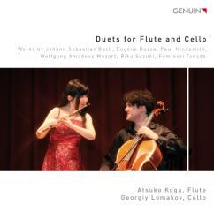 Duets for flute and cello - duetti per f