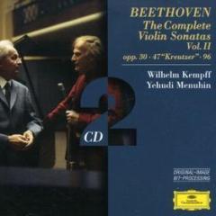 Violin sonatas vol.2.30,47,96 (sonate per violino e pianoforte complete vol.2)