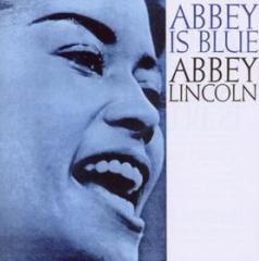 Abbey is blue+it's magic