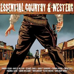 Essential country   western (2cd)