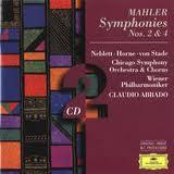 Symphonies nos. 2 & 4 (sinfonie n.2, n.4)