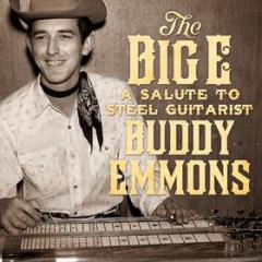 The big e:salute to steel guitarist