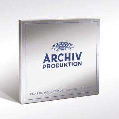 Box-archiv limited edition (Vinile)