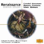 Reinessance dance music