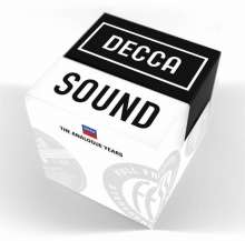 The decca sound:the analogy years