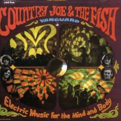 Country joe & the fish - electric music for the mi