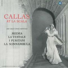 Callas at la scala (lp) (Vinile)