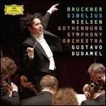 Bruckner sibelius nielsen symphonies