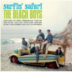 Surfin' safari (ltd ed transparent green vinyl) (Vinile)