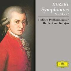 Symphonien nos.35,41 (sinfonie n.35, n.36, n.37, n.38, n.39, n.40, n.41)