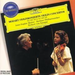 Violin concertos nos.3 & 5 (concerti per violino n.3, n.5)