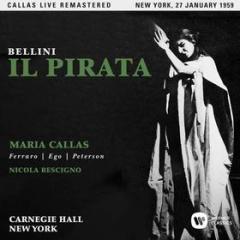Bellini: il pirata (new york,