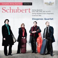 Quartetti per archi (integrale), vol.5