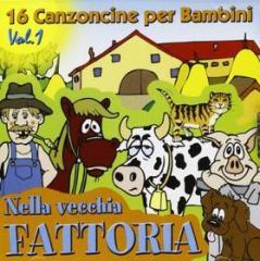 16 canzoncine vol.1-nella vecchia fattoria