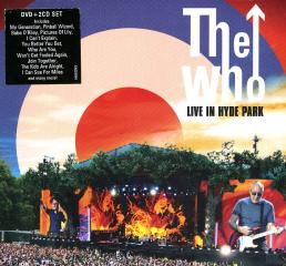 Live at hyde park (dvd+2cd)